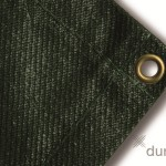 afschermdoek groen of zwart 100% ondoorzichtig met prijzen