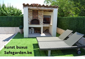 kunst buxus - safegarden - privacy voor uw tuin