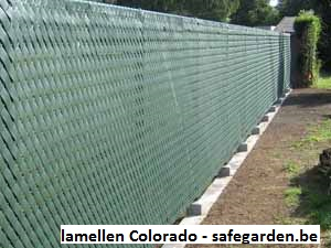Colorado Lamellen -Safegarden.be - Grote Kortingen