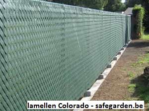 Colorado Lamellen -Safegarden.be - Grote Kortingen