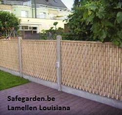 lamellen Louisiana Tuinlamellen - safegarden